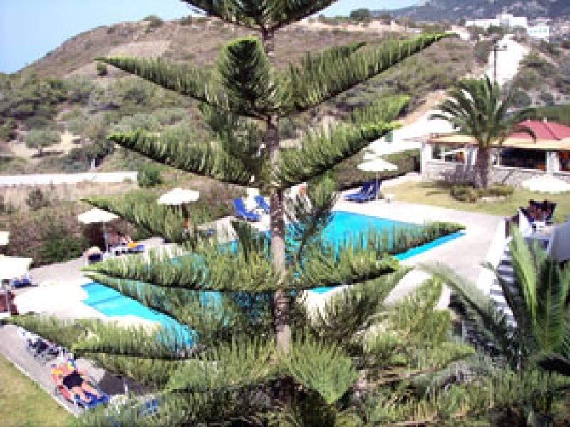Hotel Alex - Pigadia - Karpathos